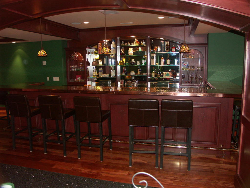 Dec - Inside bar designs ...